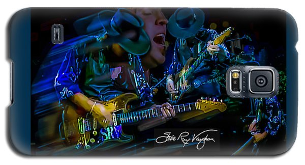 Stevie Ray Vaughan - Double Trouble Galaxy S5 Case