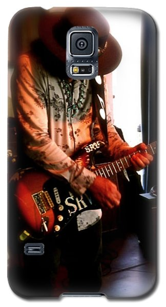 Stevie Ray Vaughan Reflections   Galaxy S5 Case