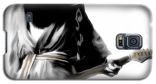 Stevie Ray Vaughan Shadowing Soul Galaxy S5 Case