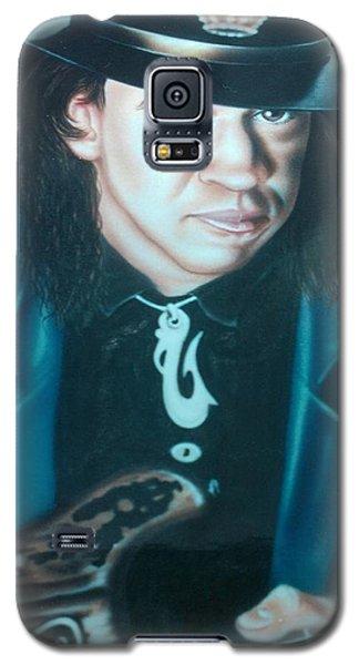 Stevie Ray Vaughn Galaxy S5 Case