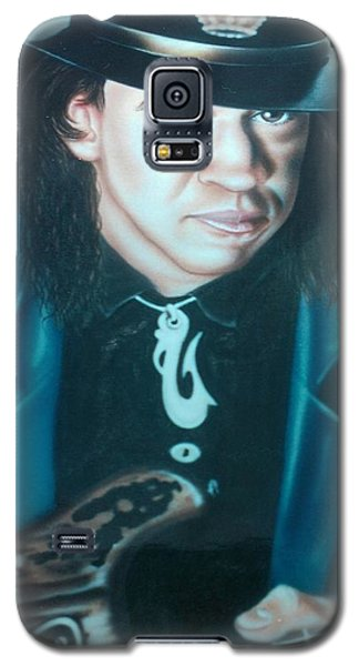Stevie Ray Vaughn Galaxy S5 Case