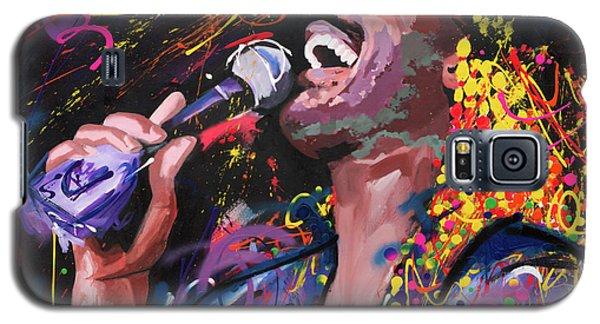 Stevie Wonder Galaxy S5 Case by Richard Day
