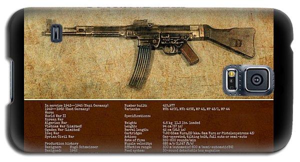 Galaxy S5 Case featuring the digital art Stg 44 Sturmgewehr 44 by John Wills