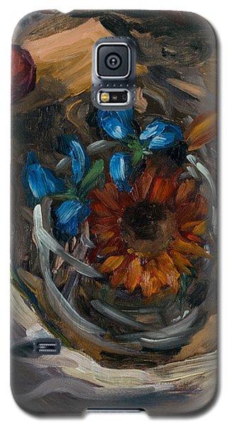 Still Life Abstract Galaxy S5 Case