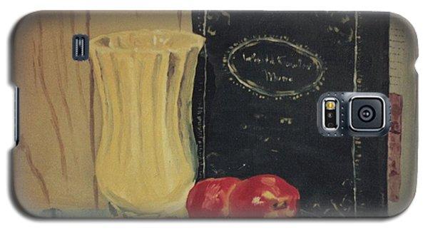 Still Life In College Galaxy S5 Case