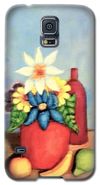 Still Life With Bottle Galaxy S5 Case