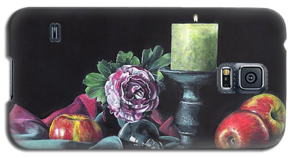Still Life With Candle Galaxy S5 Case