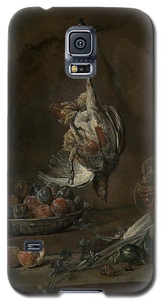 Still Life With Dead Pheasant Galaxy S5 Case by Jean-Baptiste-Simeon Chardin