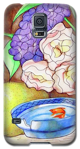 Still Life With Fish Galaxy S5 Case