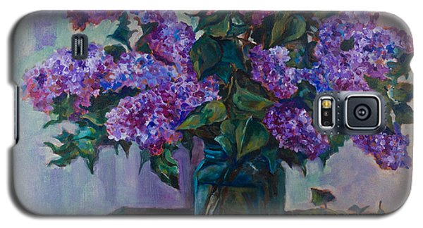 Still Life With Lilac  Galaxy S5 Case