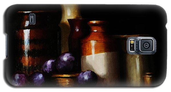 Still Life With Plums Galaxy S5 Case
