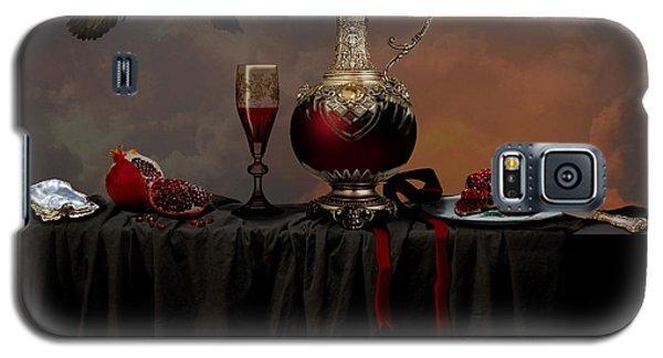 Still Life With Pomegranate Galaxy S5 Case