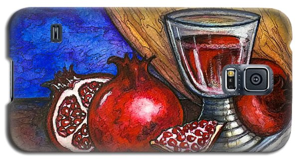 Still Life With Pomegranate And Goblet 1 Galaxy S5 Case