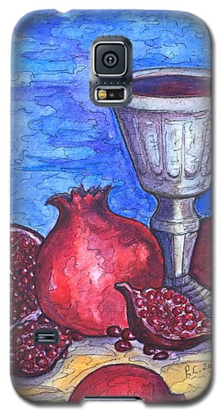 Still Life With Pomegranate And Goblet 2 Galaxy S5 Case