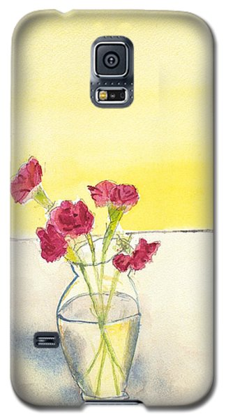 Still Life With Roses Galaxy S5 Case