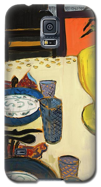Still Life With Two Plates Galaxy S5 Case