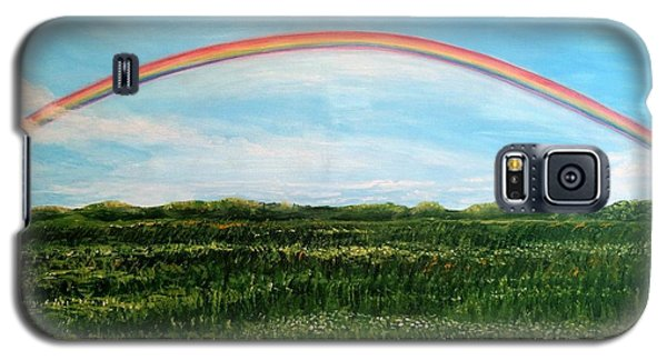 Still Searching For Somewhere Over The Rainbow? Galaxy S5 Case