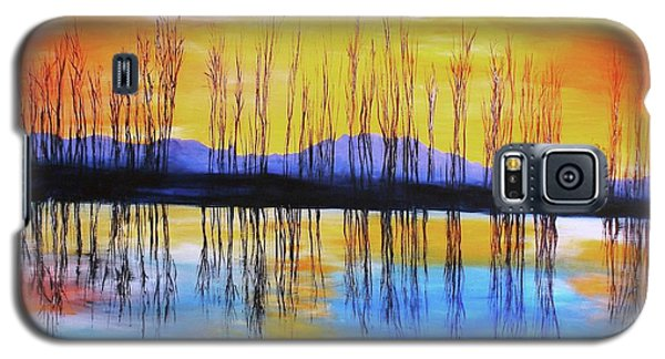 Still Waters From The Water Series  Galaxy S5 Case