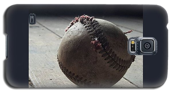 Baseball Still Life Galaxy S5 Case by Andrew Pacheco