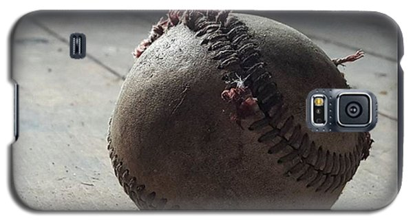Still Life Galaxy S5 Case - Baseball Still Life by Andrew Pacheco