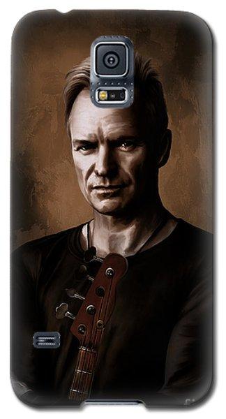 Sting Galaxy S5 Case by Andrzej Szczerski