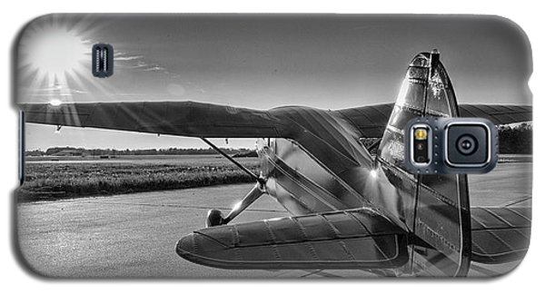 Stinson On The Ramp Galaxy S5 Case