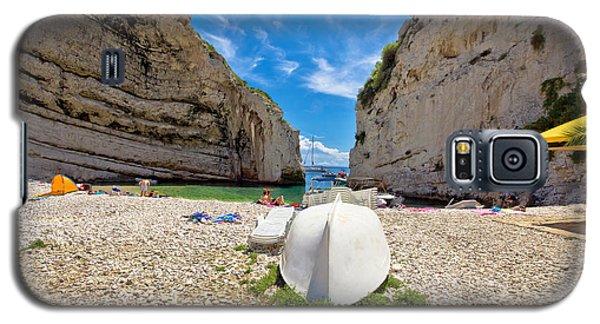 Stinva Bay Beach Summer View Galaxy S5 Case