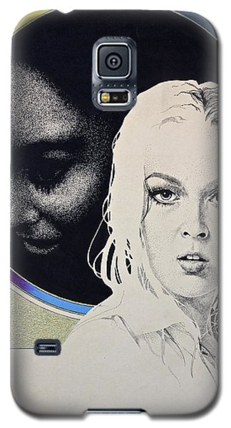 Stipple 1 --over The Hill Galaxy S5 Case
