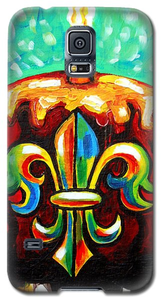 Stl250 Cakeway To The West Payne Gentry House Fleur De Lis Cake Galaxy S5 Case