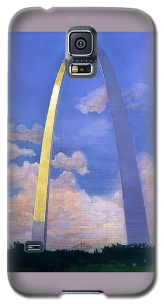 St.louis Gateway Arch Galaxy S5 Case