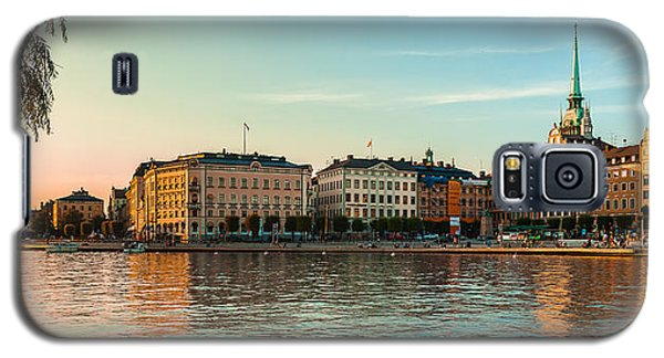 Stockholm Munkbroleden Galaxy S5 Case