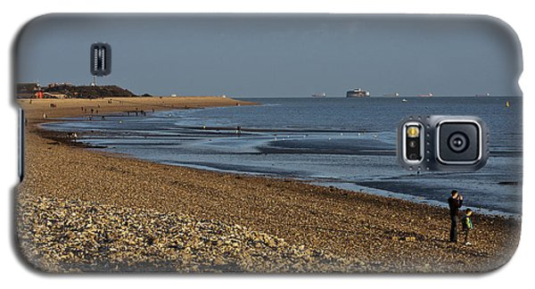Stokes Bay England Galaxy S5 Case by Terri Waters