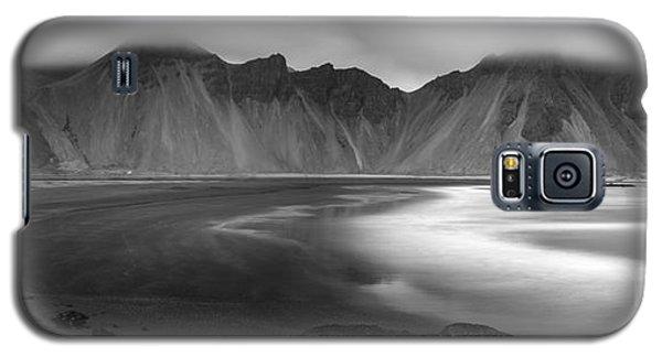 Stokksnes Iceland Bandw Galaxy S5 Case