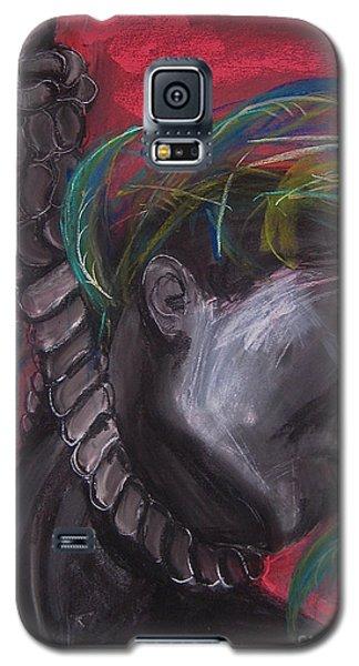 Stolen Resource Galaxy S5 Case by Gabrielle Wilson-Sealy