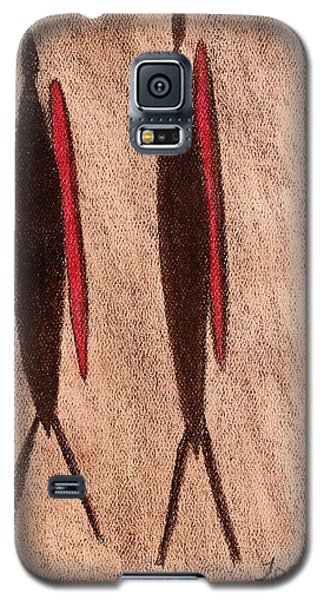 Stone Age Men Galaxy S5 Case