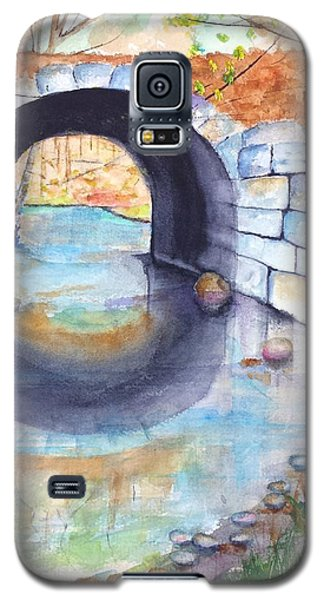 Stone Arch Bridge Dunstable Galaxy S5 Case