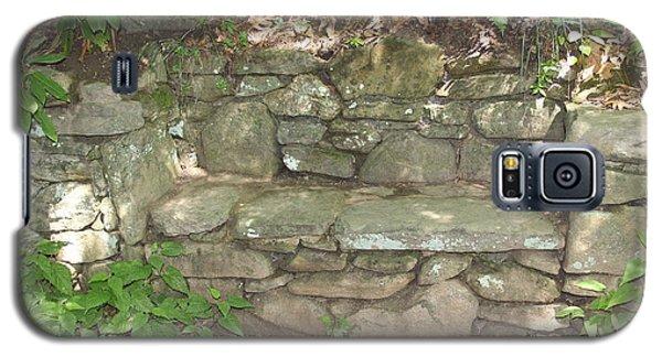 Stone Bench Galaxy S5 Case