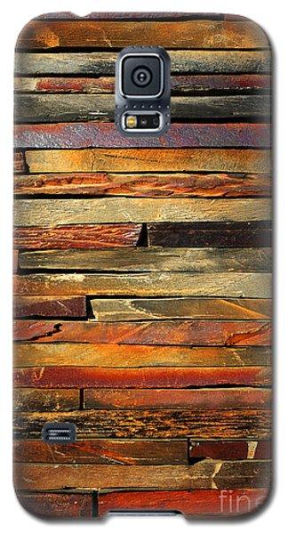 Stone Blades Galaxy S5 Case by Carlos Caetano