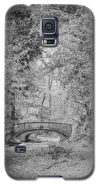 Stone Bridge In The Woods Galaxy S5 Case