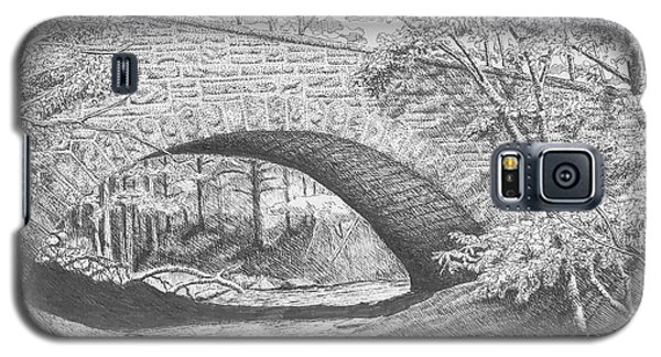 Stone Bridge Galaxy S5 Case by Lawrence Tripoli