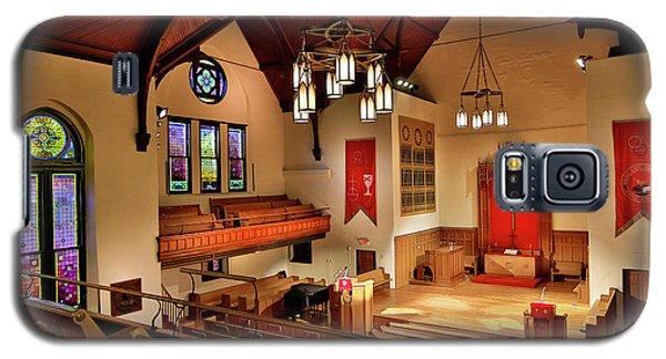 Stone Chapel Galaxy S5 Case