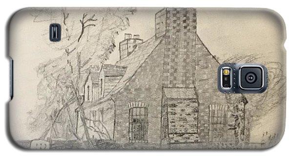 Stone Cottage Galaxy S5 Case