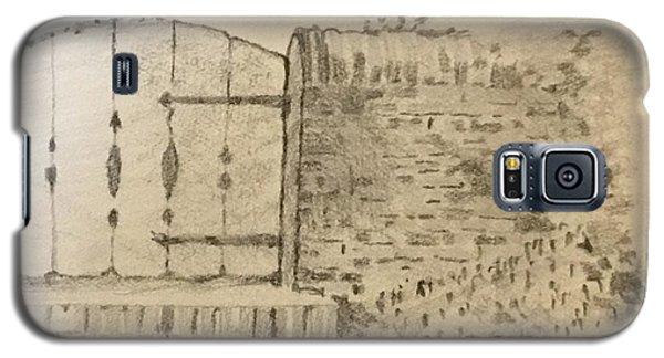 Stone Gate Galaxy S5 Case