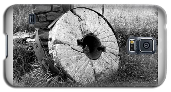 The Old Stone Grinding Wheel Galaxy S5 Case