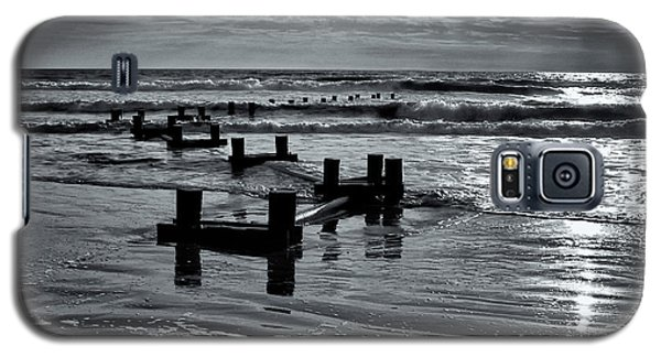 Stone Harbor Sunrise Galaxy S5 Case