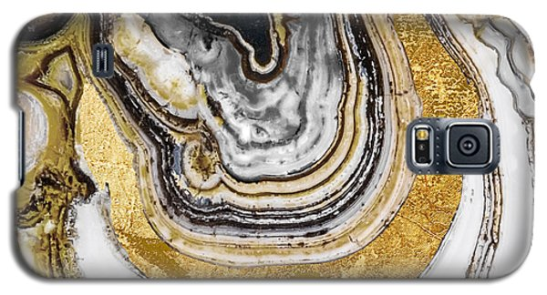 Abstract Galaxy S5 Case - Stone Prose by Mindy Sommers