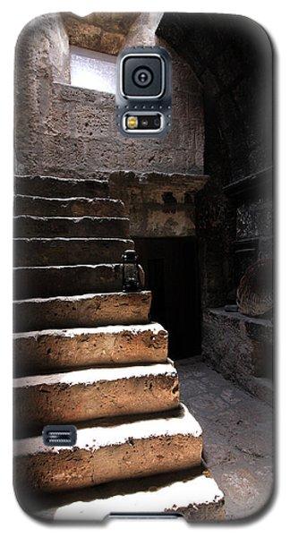 Stone Stairs At Santa Catalina Monastery Galaxy S5 Case