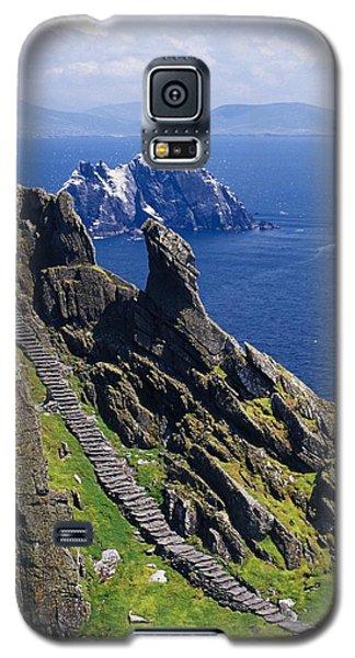 Stone Stairway, Skellig Michael Galaxy S5 Case
