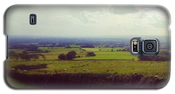 Stone Wall, Beacon Fell, Lancashire, Uk Galaxy S5 Case