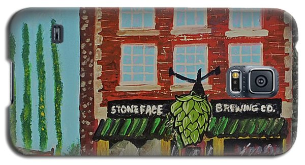 Stoneface Brewing Co. Galaxy S5 Case